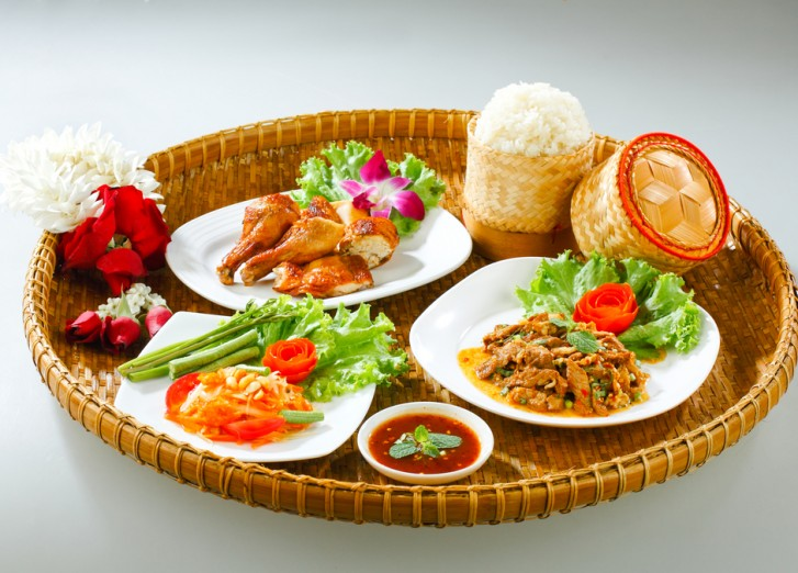 thai food as a cultural product