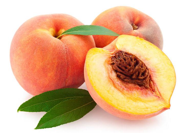 Сочные персики фото