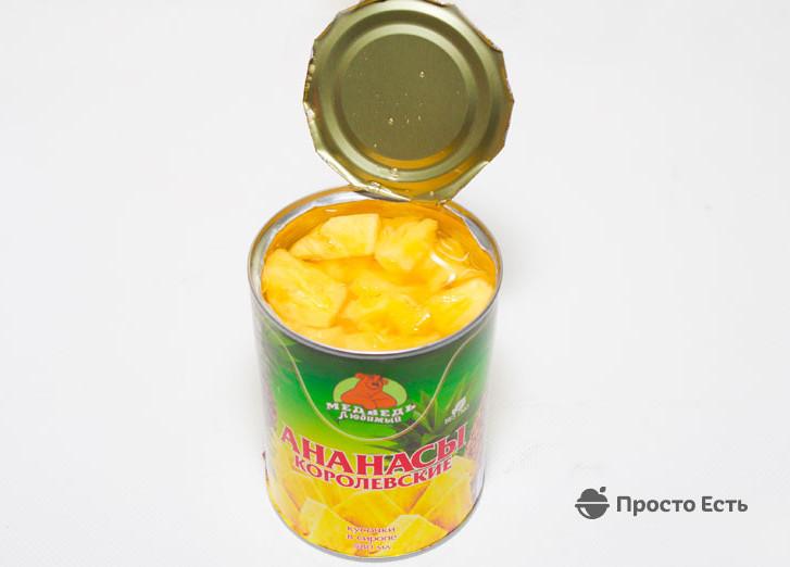Консервированные ананасы своими руками 34