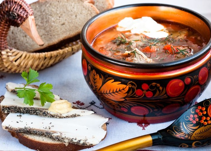 Борщ — наш! Украинцам отказано в авторстве известного блюда