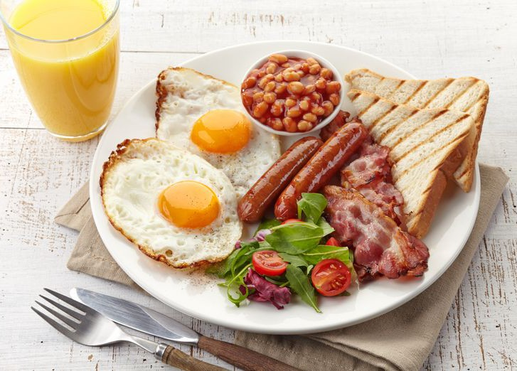 Завтрак со смермой