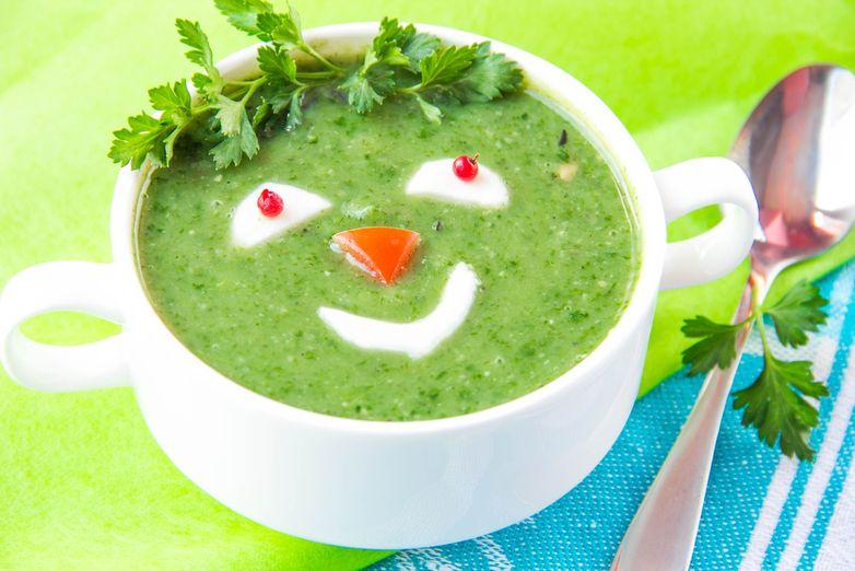 Детский суп-пюре