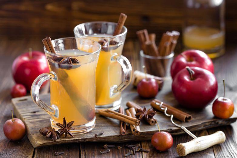 яблоко корица и вода очищение организма