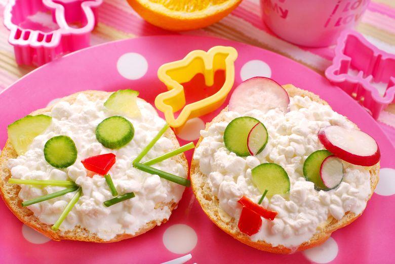 Детский бутерброд