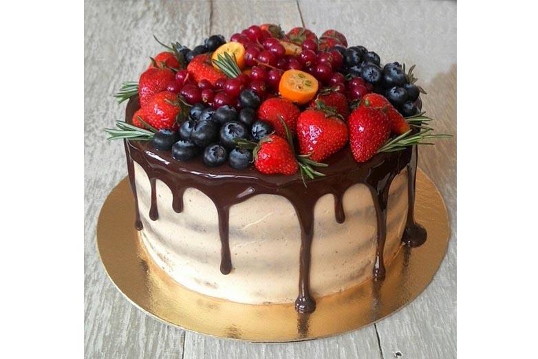 "Торт кондитерской ""Бовари"""