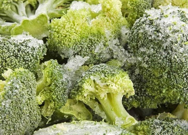 сколько варить брокколи замороженную и цветную капусту