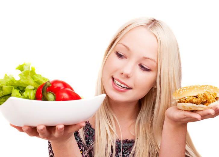 питание беременных чтобы не набрать лишний вес