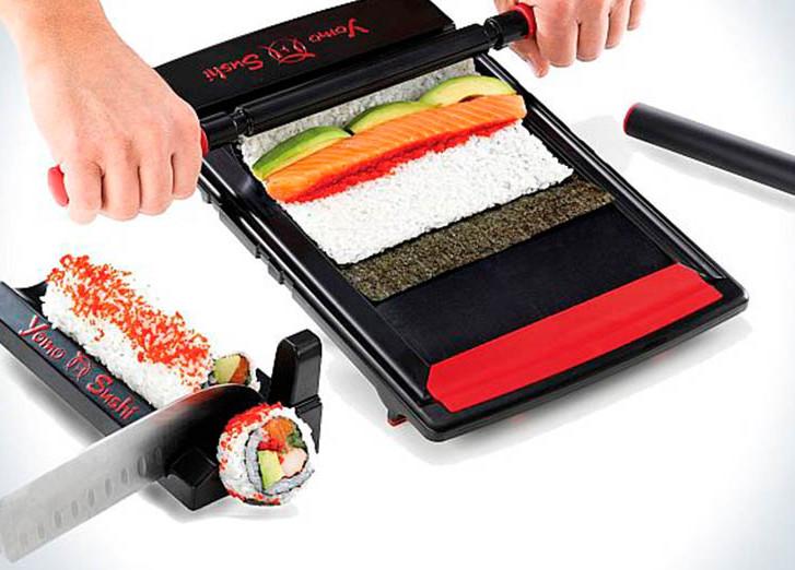 Всё для суши и роллов в домашних условиях