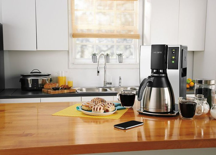 Кофеварка Mr. Coffee Smart Coffeemaker
